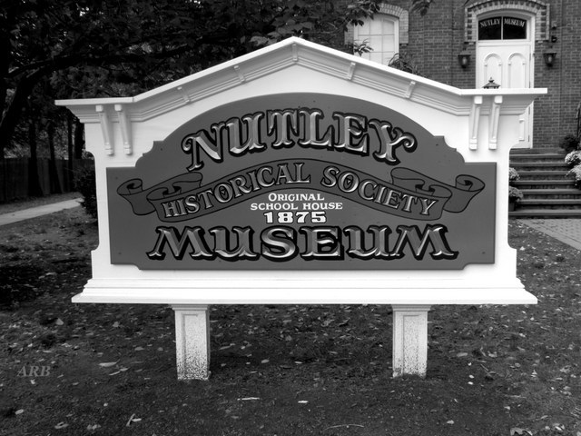 Nutley Historical Society and Museum, Nutley, New Jersey