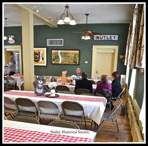 Rent the historic first floor of the Nutley Museum for your event