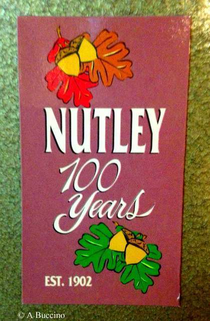 Nutley, NJ, 100 years, Est. 1902 - by Anthony Buccino