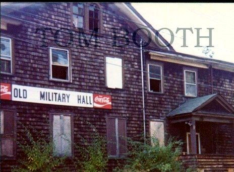 Old Military Hall, Nutley, N.J., photo by Tom Booth